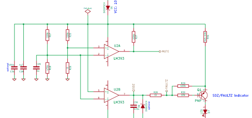 TPA3132D2 Antipop Schematic 1.0
