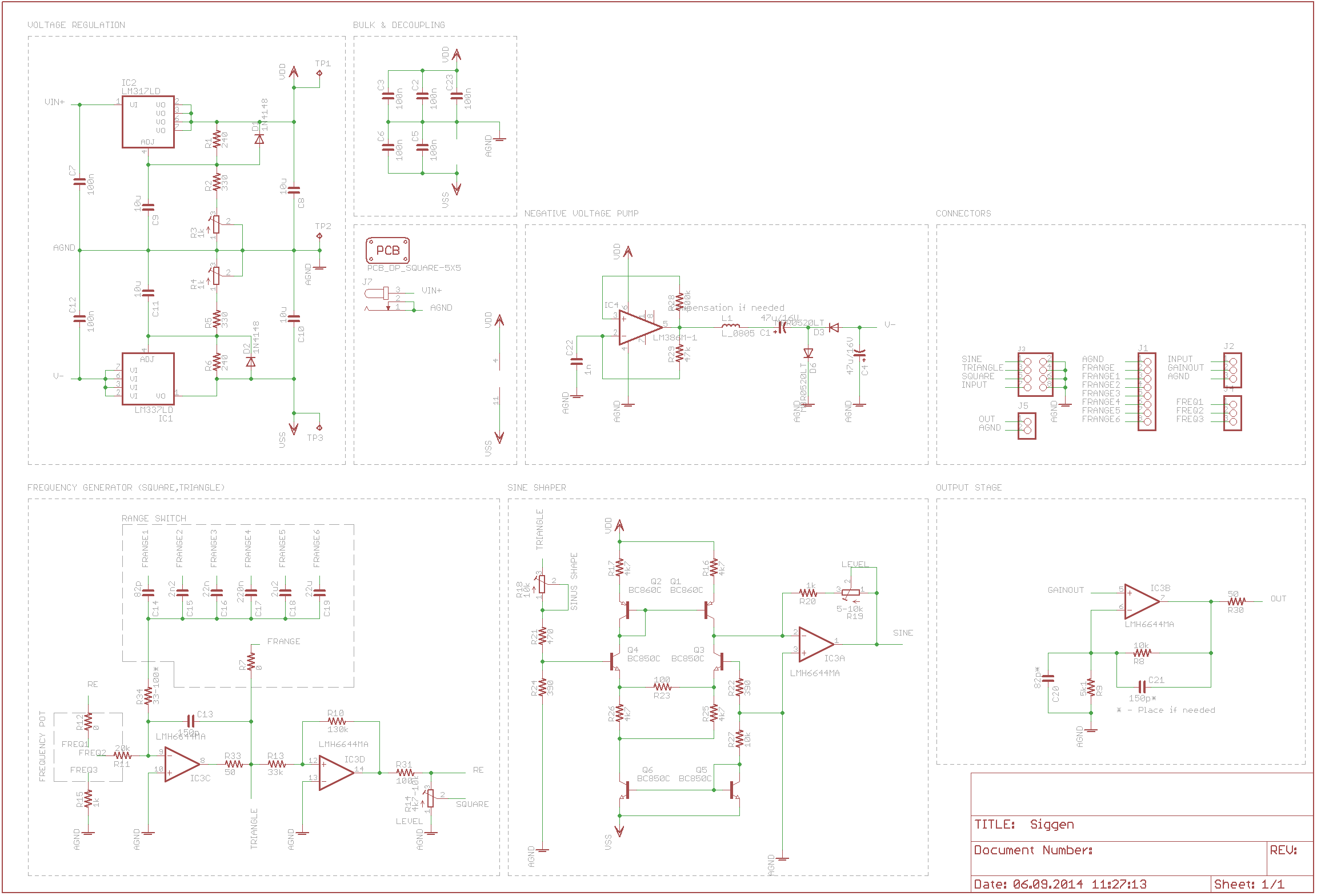 Signal Frequency Function Generator 01hz 200khz Sine Square 1kh Synthetic Inductor Circuit Diagram Schematic V2
