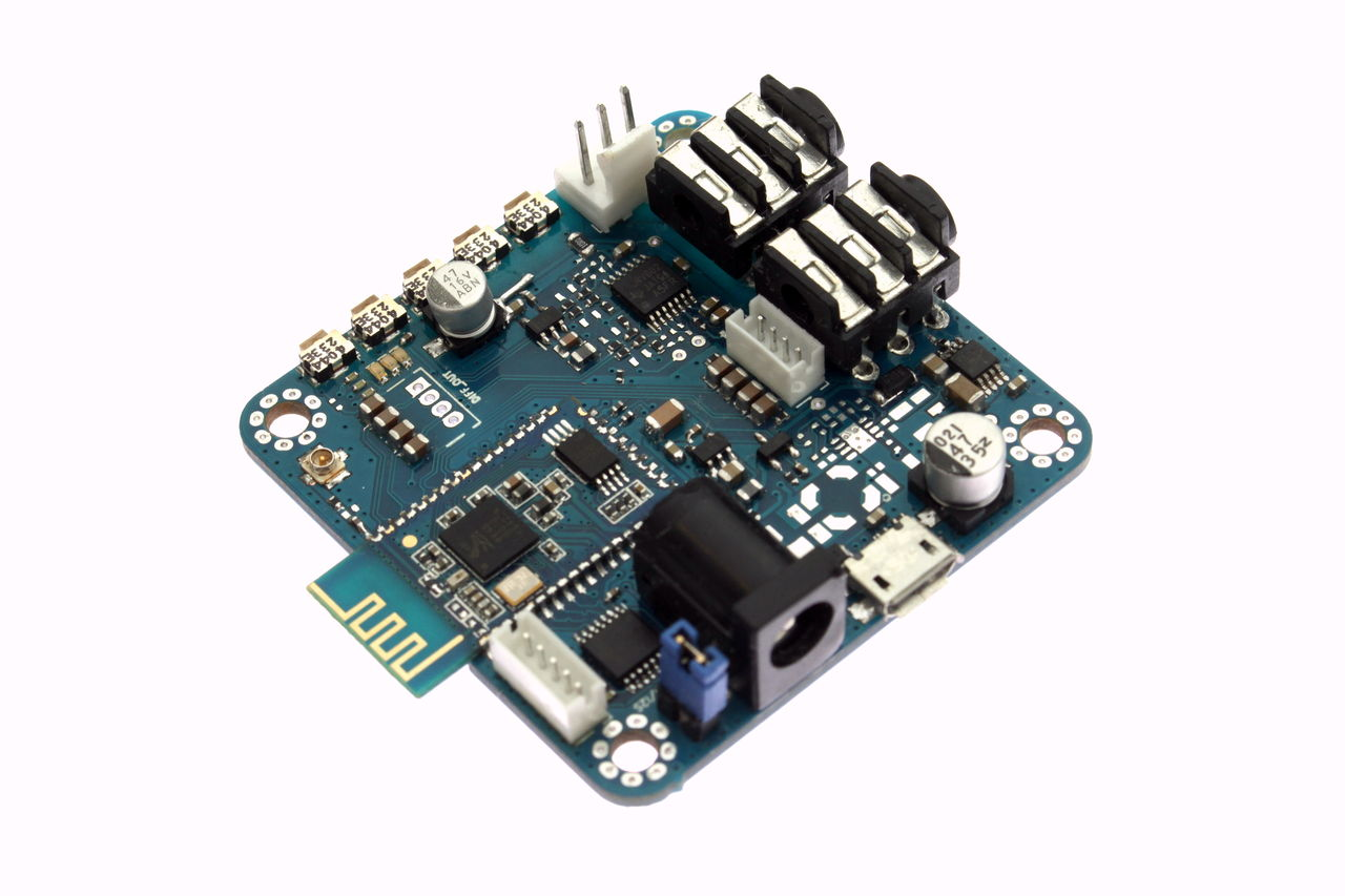 Csr8645 Bluetooth 40 Apt X Mp3 Aac Faststream Breakout Board Player Circuit Rev A Schematic Diagrams Hardware 1